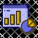 Analysis Data Report Icon