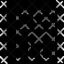 Files Report Graph Icon