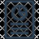 Seo Analysis Document Icon