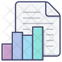 File Statistic Chart Icon