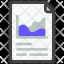 Analytic Analysis Statistic Icon