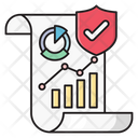 Security File Graph Icon