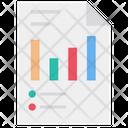 Analysis Graph Icon