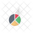 Growth Increase Pie Icon