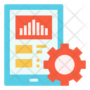 Analysis Business Strategy Icon