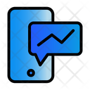 Phone Message Advertising Icon
