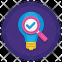 Analysis Of Idea Analysis Data Encrypted Data Icon