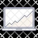 Chart Graph Line Icon