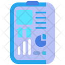 Analysis Planning Analysis Report Analysis Icon