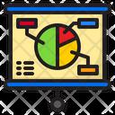 Chart Presentation Pie Chart Icon