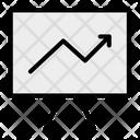Presentation Multimedia Analytics Icon