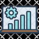 Analysis Process Icon