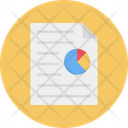 Report Chart Analytics Icon