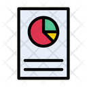 Analysis Report Icon