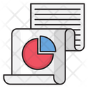 Report Sheet Records Icon