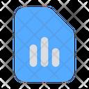 File Chart Report Icon