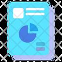 Analysis Report Analysis Report Icon