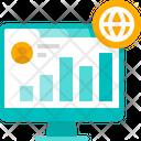 Report Global Analytics Icon