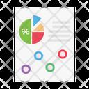 Report Graph Market Icon