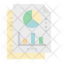 Analysis Report Graph File Report Icon