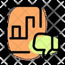 Analysis Report Dislike Icon