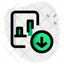 Analysis Report Download Icon