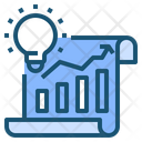 Analysis Report Idea Icon