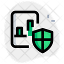 Analysis Report Shield Icon