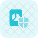 Analysis Report Shield Secure Analysis Secure Monitoring Icon