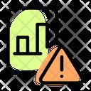 Analysis Report Warning Icon