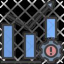 Analysis Risk Icon