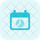 Analysis Schedule Pie Chart Analysis Icon