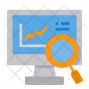 Analysis Search Analysis Search Icon