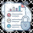 Analysis Security Icon