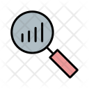 Analysis Seo Performance Icon