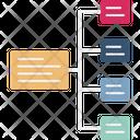 Analysis Chart Diagram Icon