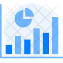 Analyst Business Chart Icon