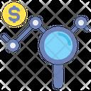 Analyst Business Analyst Data Analyst Icon