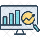Analyst Accounting Business Icon