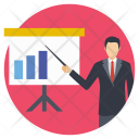 Analyst Lecture Training Icon