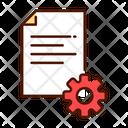 Analystic document Icon