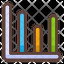 Analystics Bar Chart Icon