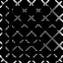Graph Analystics Bar Icon