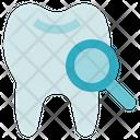 Dental Care Dentist Analytics Icon