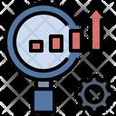 Analytic Development Turnover Icon