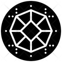 Analytic Geometry Cartesian Geometry Coordinate Geometry Icon