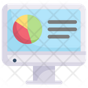 Analytic Pie Chart Icon
