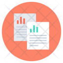 Analytical Report Analysis Icon