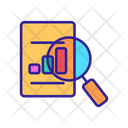 Analytical Process Icon
