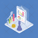 Analytical Processing Functional Testing Software Development Icon